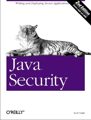 Java Security  2nd 2001 9780596001575 Front Cover