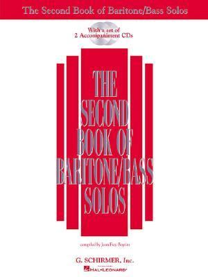 Second Book of Baritone/Bass Solos  N/A edition cover