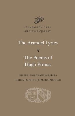 Arundel Lyrics The Poems of Hugh Primas  2010 edition cover