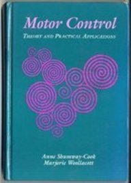 Motor Control Theory and Practical Applications  1995 9780683077575 Front Cover