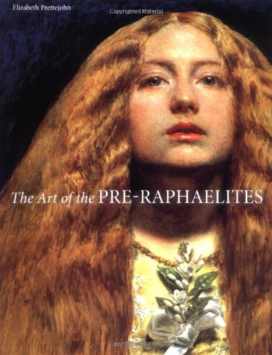 Art of the Pre-Raphaelites   2001 edition cover