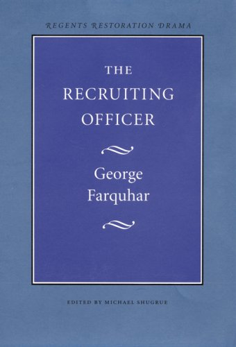 Recruiting Officer   1965 edition cover