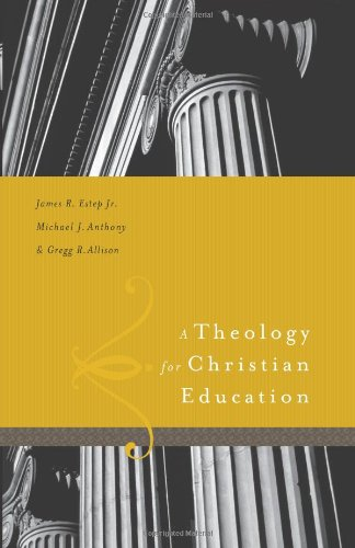 Theology for Christian Education   2008 edition cover