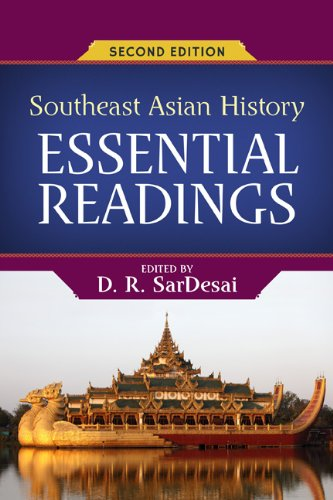 Southeast Asian History Essential Readings 2nd 2013 edition cover