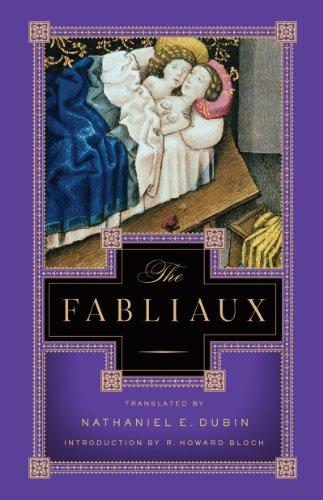 Fabliaux   2013 9780871403575 Front Cover