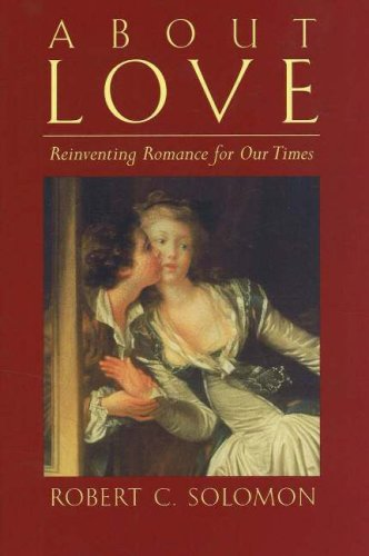 About Love Reinventing Romance for Our Times  2006 (Reprint) edition cover