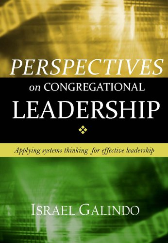 Perspectives on Congregational Leadership : Applying systems thinking for effective Leadership N/A edition cover