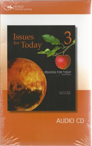 Reading for Today 3: Audio CD  4th 2011 edition cover