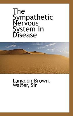 Sympathetic Nervous System in Disease N/A 9781113474575 Front Cover