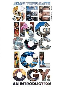 Seeing Socioloogy: An Introduction  2015 edition cover