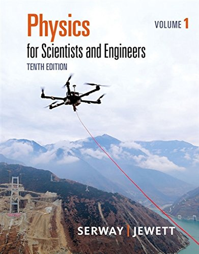 Physics for Scientists and Engineers:   2018 9781337553575 Front Cover