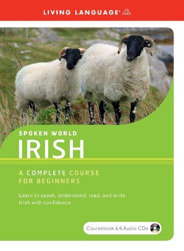 Irish   2009 9781400024575 Front Cover