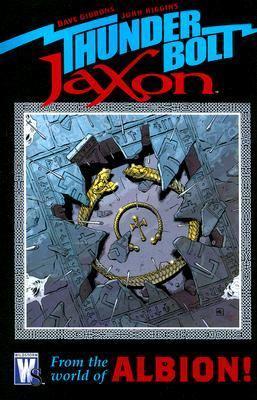 Thunderbolt Jaxon   2007 9781401212575 Front Cover