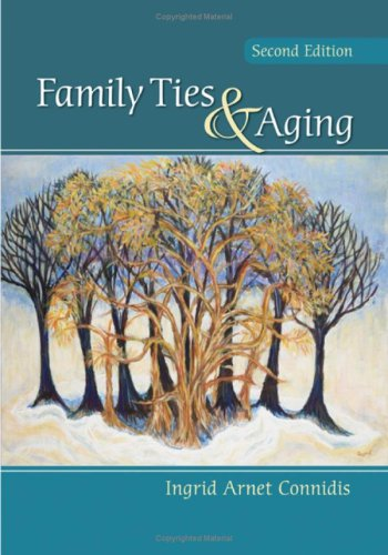 Family Ties and Aging  2nd 2010 edition cover