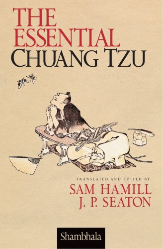 Essential Chuang Tzu   1999 edition cover