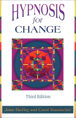 Hypnosis for Change  3rd 1996 (Revised) edition cover