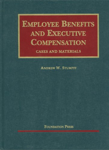 Employee Benefits and Executive Compensation   2011 edition cover