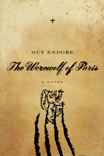 Werewolf of Paris  N/A edition cover