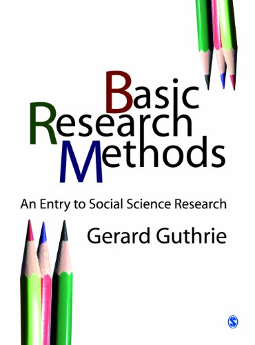 Basic Research Methods An Entry to Social Science Research  2010 edition cover