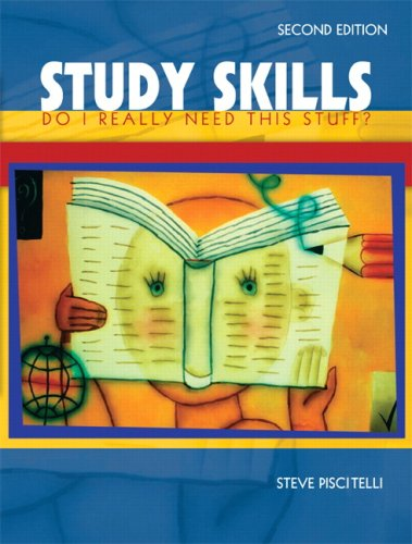 Study Skills Do I Really Need This Stuff? 2nd 2009 9780135146576 Front Cover