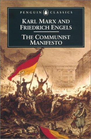 Communist Manifesto   2004 (Revised) edition cover