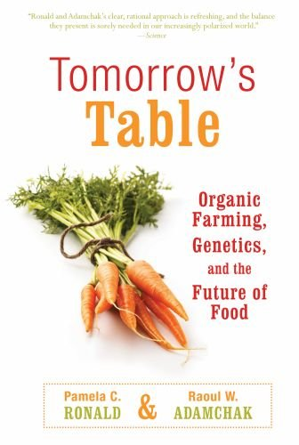 Tomorrow's Table Organic Farming, Genetics, and the Future of Food  2010 edition cover