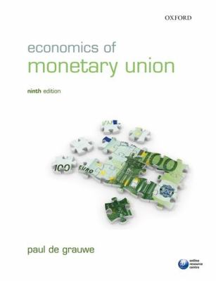 Economics of Monetary Union  9th 2012 edition cover