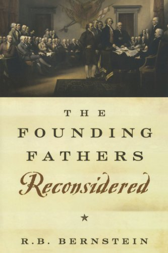 Founding Fathers Reconsidered   2011 edition cover