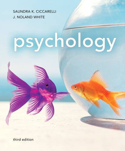Psychology  3rd 2012 (Revised) 9780205832576 Front Cover