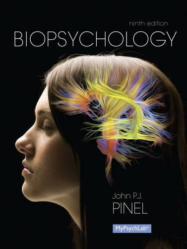 Biopsychology  9th 2014 edition cover