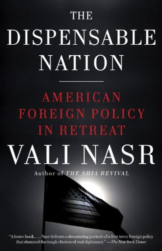 Dispensable Nation American Foreign Policy in Retreat  2014 edition cover
