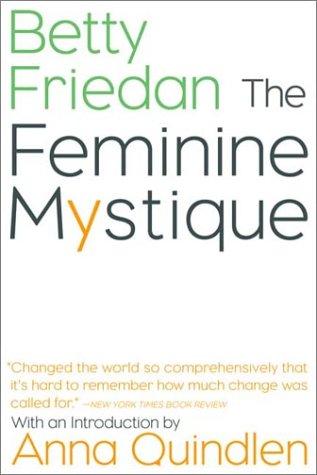 Feminine Mystique   2001 (Reprint) edition cover