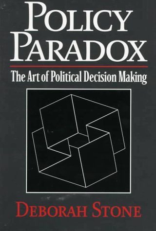 Policy Paradox : The Art of Political Decision Making 2nd 1997 edition cover