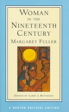 Woman in the Nineteenth Century   1998 edition cover