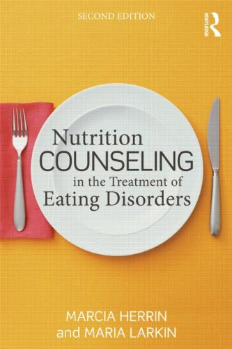 Nutrition Counseling in the Treatment of Eating Disorders  2nd 2013 (Revised) edition cover