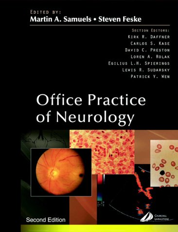 Office Practice of Neurology  2nd 2003 (Revised) edition cover