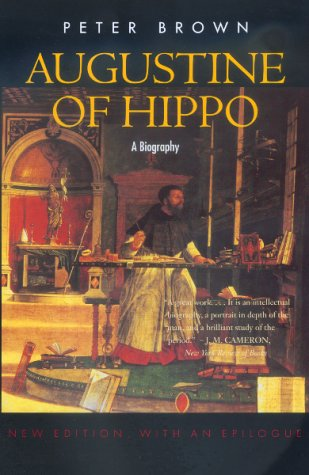 Augustine of Hippo A Biography  2000 (Revised) edition cover