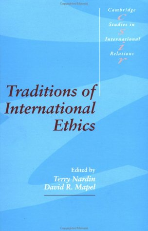 Traditions of International Ethics   1999 edition cover