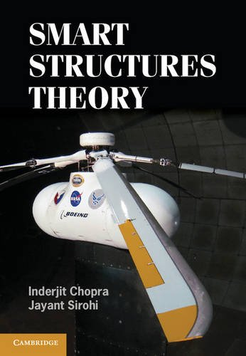 Smart Structures Theory   2013 9780521866576 Front Cover