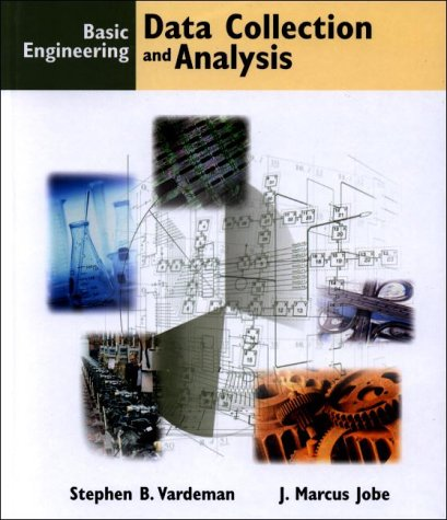 Basic Engineering Data Collection and Analysis   2001 edition cover
