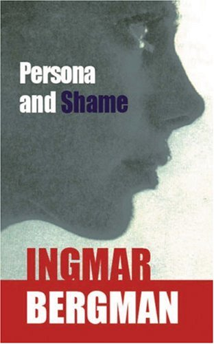 Persona and Shame   1972 (Reprint) edition cover