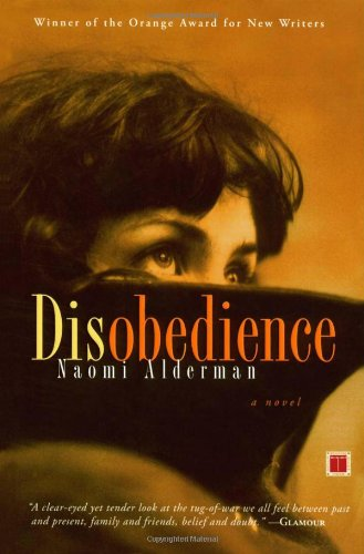 Disobedience   2007 edition cover
