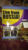 LIVE FROM RUSSIA!:..VOL 1-W/DV N/A edition cover