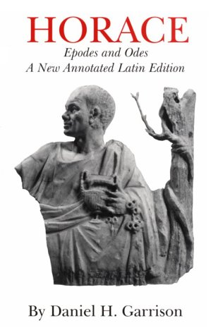 Horace Epodes and Odes  1991 (Annotated) edition cover