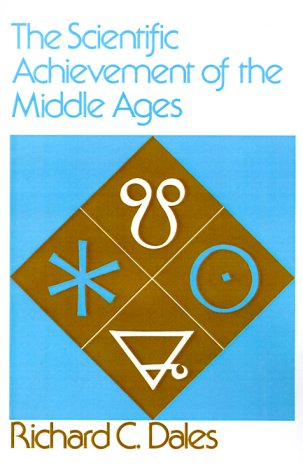 Scientific Achievement of the Middle Ages   1974 edition cover