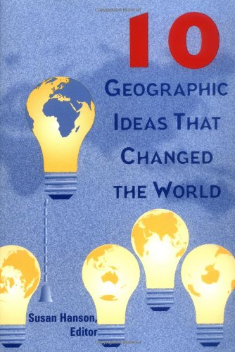 10 Geographic Ideas That Changed the World   1997 edition cover