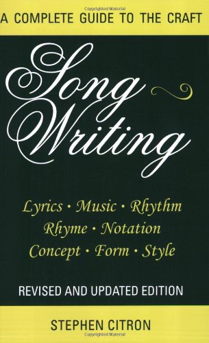 Songwriting A Complete Guide to the Craft 2nd 2008 (Revised) edition cover