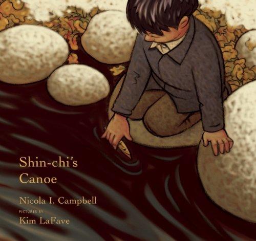 Shin-Chi's Canoe   2008 edition cover