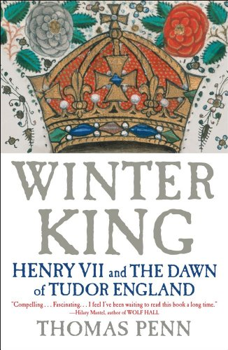 Winter King Henry VII and the Dawn of Tudor England N/A edition cover