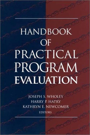Practical Program Evaluation   1994 9781555426576 Front Cover